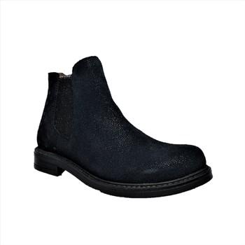 Chaussures Fille Boots Bellamy Gulia marine