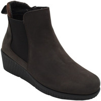 Chaussures Femme Boots Susimoda ASUSIM8086marr marrone
