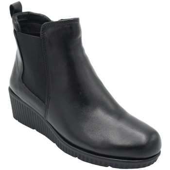 Chaussures Femme Boots Susimoda ASUSIM8086nero nero