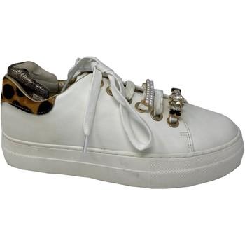 Chaussures Femme Baskets basses Elue par nous Chaussure  FINECO BLANC