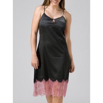 Vêtements Femme Pyjamas / Chemises de nuit Luna Nuisette Cabaret Noir