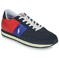 Chaussures Homme Baskets basses Polo Ralph Lauren TRAIN 85-SNEAKERS-ATHLETIC SHOE Marine / Rouge