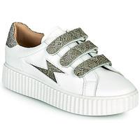 Chaussures Femme Baskets basses Vanessa Wu BK2231AN Blanc / Gris