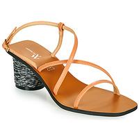 Chaussures Femme Sandales et Nu-pieds Vanessa Wu FRANNY Orange