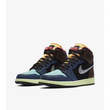 Chaussures Baskets montantes Nike Air Jordan 1 High