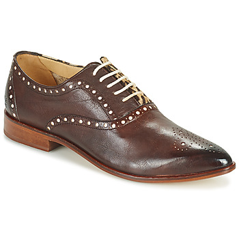 Chaussures Femme Derbies Melvin & Hamilton JESSY 61 Marron