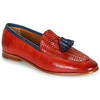 Chaussures Femme Mocassins Melvin & Hamilton SCARLETT 44 Rouge