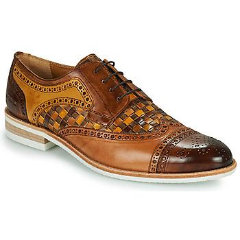 Chaussures Homme Derbies Melvin & Hamilton HENRY 7 Marron