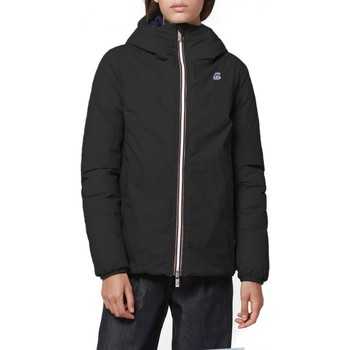 Vêtements Femme Parkas K-Way Marguerite Thermo Plus 2 Double Noir  KWAYK111BJW Noir