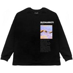 Vêtements Femme Sweats Ko Samui Tailors Sweatshirt Art Fresh noir  KSUJOW C36 FRESCO Noir