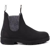 Chaussures Femme Boots Blundstone 2032 El Side Boot Black  BSTBC2032 BLK SIL G Noir