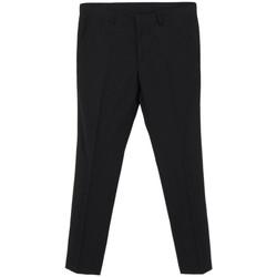 Vêtements Homme Pantalons Daniele Alessandrini Pantalon Super Street noir  DALP3 Noir