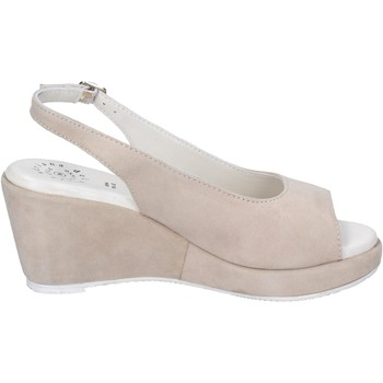 Chaussures Femme Sandales et Nu-pieds Adriana Del Nista BJ03 Beige