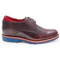 Chaussures Derbies Zerimar ISLANDIA Rouge