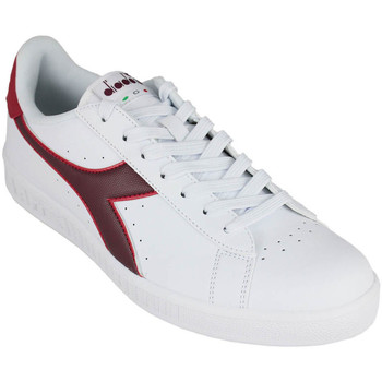 Chaussures Baskets basses Diadora game p c8810 Rouge
