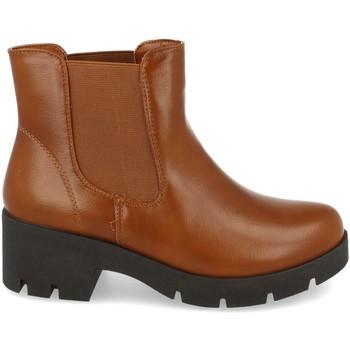 Chaussures Femme Bottines Clowse 8B991 Camel