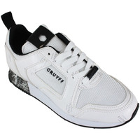 Chaussures Homme Baskets basses Cruyff lusso white Blanc