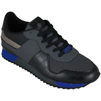 Chaussures Homme Baskets basses Cruyff cosmo dk.grey/max blue Noir