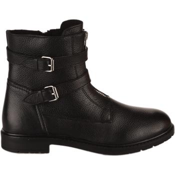 Chaussures Fille Boots Apples & Pears Boots fille -   - Noir - 31 NOIR