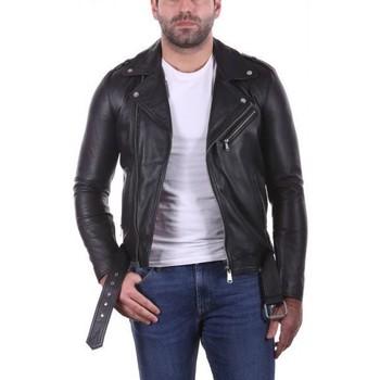 Vêtements Homme Blousons Ladc Rocky Noir (PRINT) Noir