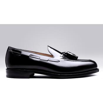 Chaussures Homme Mocassins Finsbury Shoes OLDEN Noir