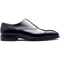 Chaussures Homme Mocassins Finsbury Shoes BALMORAL Noir
