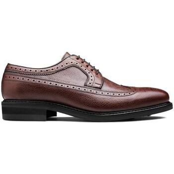 Chaussures Homme Mocassins Finsbury Shoes BARTON Marron