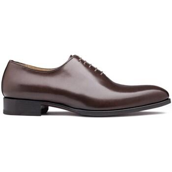 Chaussures Homme Mocassins Finsbury Shoes BROADWAY Marron foncé