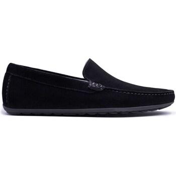 Chaussures Homme Mocassins Finsbury Shoes DANDY Noir