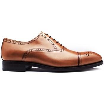 Chaussures Homme Mocassins Finsbury Shoes DIPLOMAT Marron