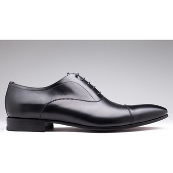 Chaussures Homme Mocassins Finsbury Shoes WHITNEY Noir