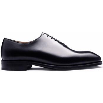 Chaussures Homme Mocassins Finsbury Shoes GIULIA Noir