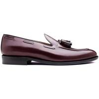 Chaussures Homme Mocassins Finsbury Shoes OLDEN Bordeaux