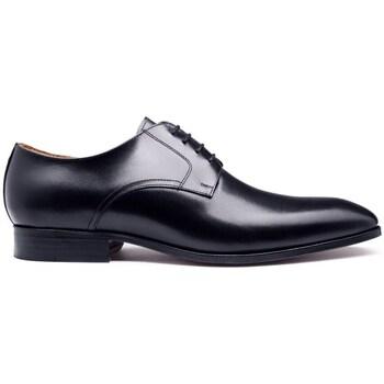 Chaussures Homme Mocassins Finsbury Shoes MATT Noir
