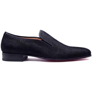 Chaussures Homme Mocassins Finsbury Shoes BELEM Noir