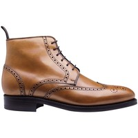 Chaussures Homme Boots Finsbury Shoes KERRY Marron