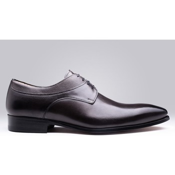 Chaussures Homme Mocassins Finsbury Shoes UMBERTO Gris