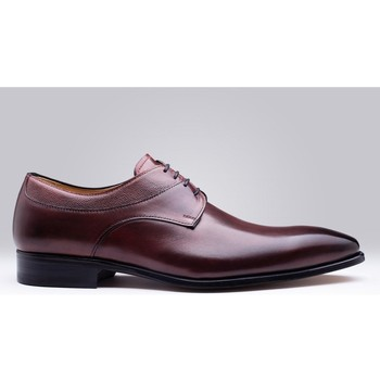 Chaussures Homme Mocassins Finsbury Shoes UMBERTO Bordeaux
