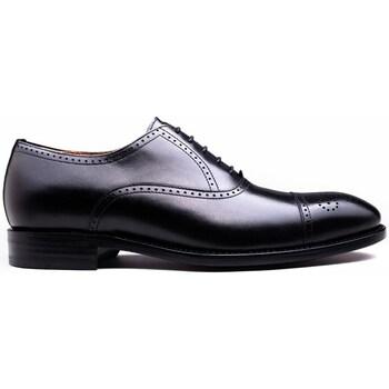 Chaussures Homme Mocassins Finsbury Shoes DIPLOMAT Noir