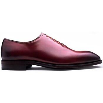 Chaussures Homme Richelieu Finsbury Shoes GIULIA Bordeaux