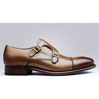 Chaussures Homme Mocassins Finsbury Shoes CAMBRIDGE Marron
