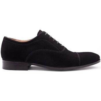 Chaussures Homme Richelieu Finsbury Shoes WHITNEY Noir
