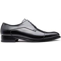 Chaussures Homme Derbies Finsbury Shoes ELVIS Noir