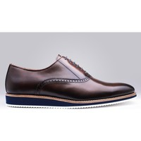Chaussures Homme Richelieu Finsbury Shoes WILL Marron