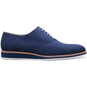 Chaussures Homme Richelieu Finsbury Shoes WILL Bleu marine