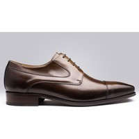 Chaussures Homme Derbies Finsbury Shoes NEIVA Marron
