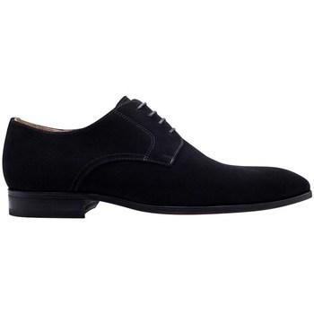 Chaussures Homme Derbies Finsbury Shoes MATT Noir