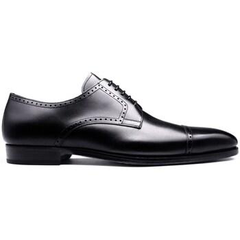 Chaussures Homme Derbies Finsbury Shoes PRIEURE Noir