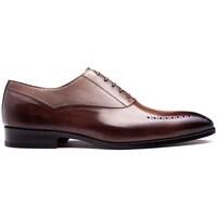 Chaussures Homme Richelieu Finsbury Shoes STEFANO Marron