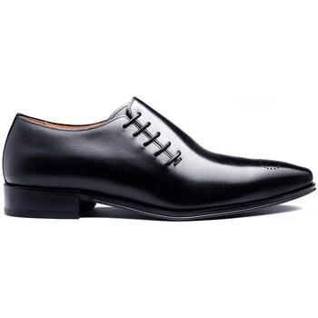 Chaussures Homme Richelieu Finsbury Shoes VITO Noir